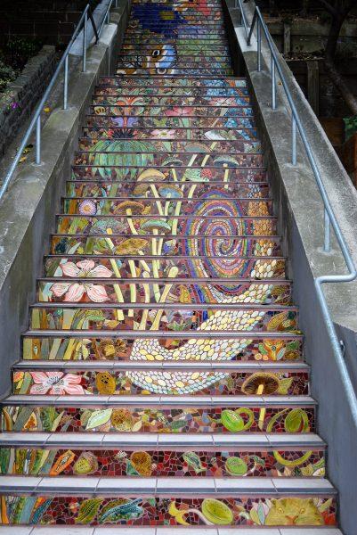 Steps mushrooms