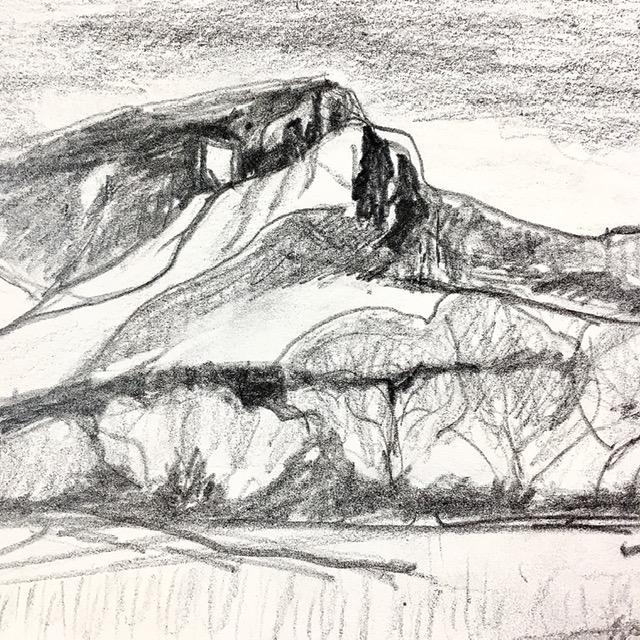 Quick Pencil Sketch