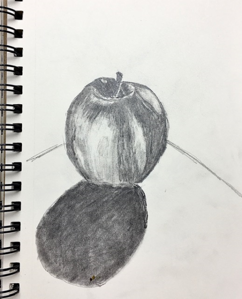 Apple Sketch
